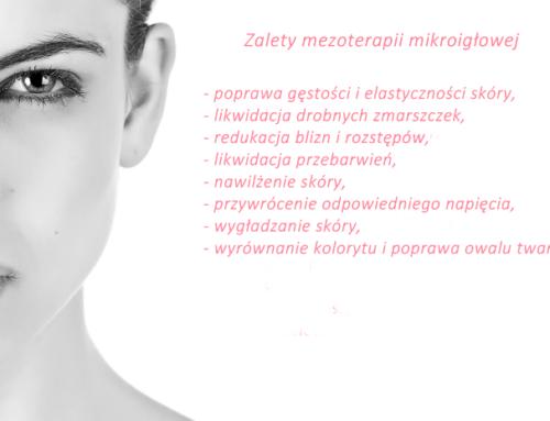 Mezoterapia – fenomenalny zabieg!