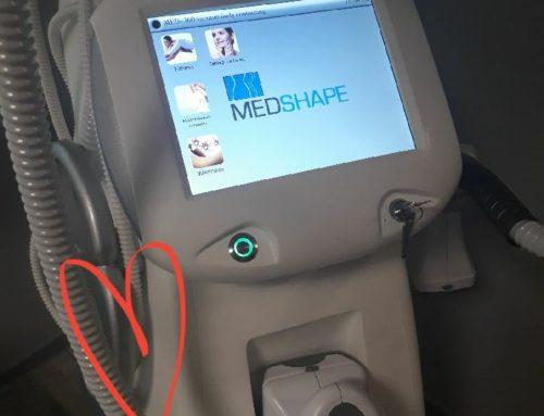 Med Shape – innowacja w zabiegach na ciało!